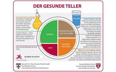 Gesunde Ernährung: Empfehlungen, Richtlinien und Beurteilungskriterien