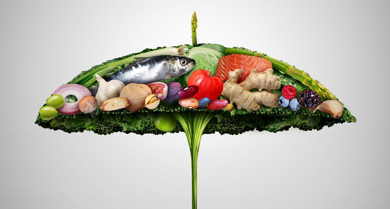 Futter für das Immunsystem