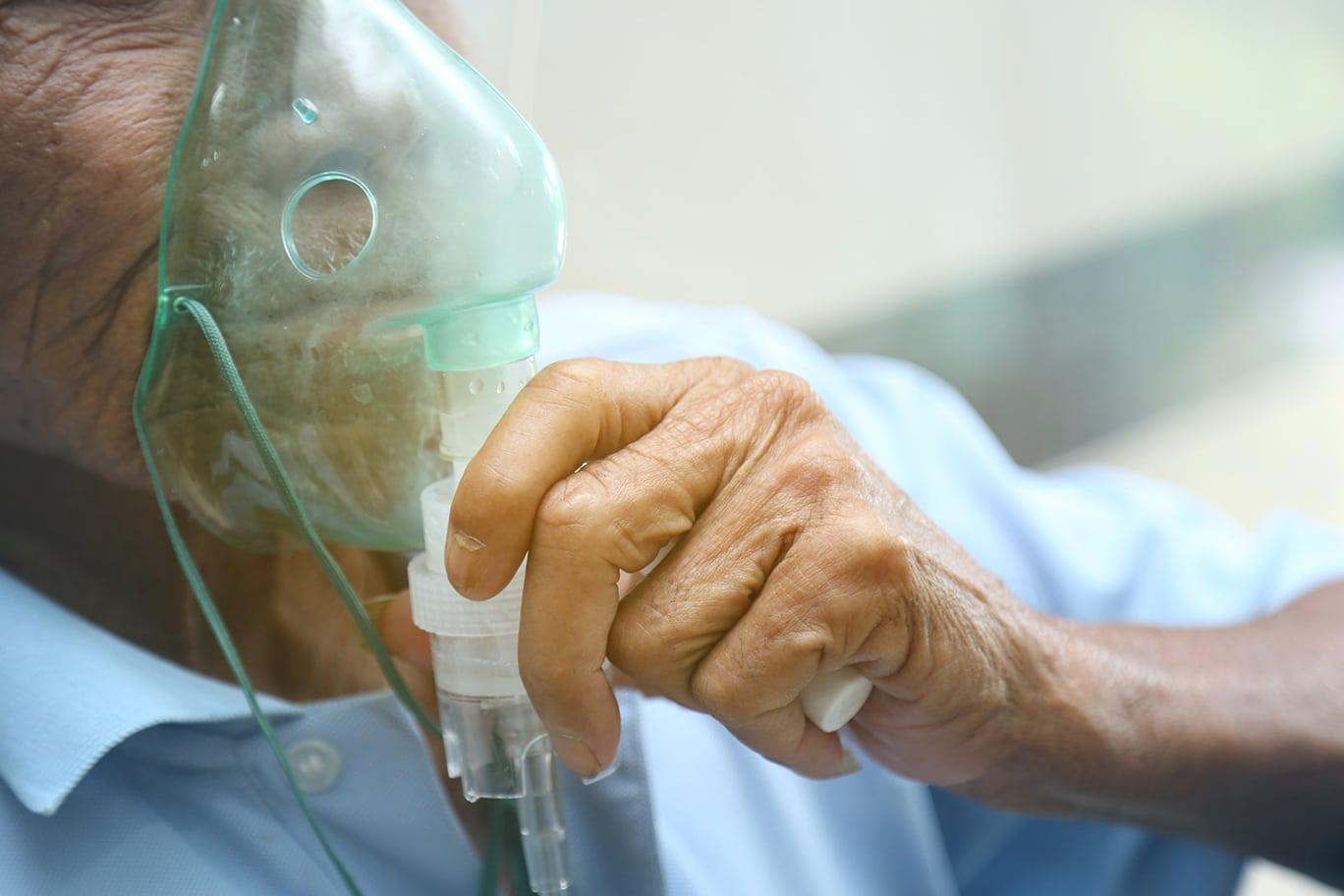 Gesunde Ernährung COPD